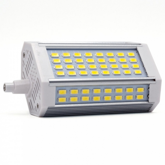 lampada led r7s 25w=250w 118mm 6500k fenix