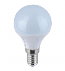 Lampada Led G45 E14 Sfera 7w=70w 6000k Greenlight