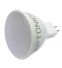 LAMPADA LED MR16 GU5.3 7W-56W 110° 6000K OPTONICA