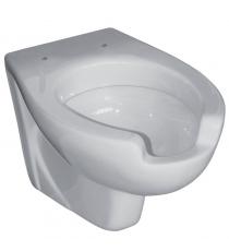 Vaso Wc Per Disabili 56x37 Sospeso In Ceramica
