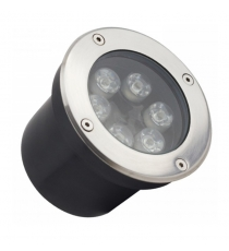 FARETTO INCASSO LED 6 W 6500K IP65 CALPE. FENIX