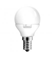 Lampada Led G45 E14 Sfera 4w=40w 3000k Leuci