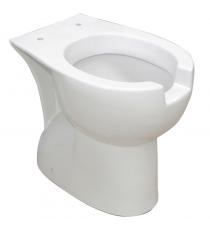 Vaso Wc Per Disabili Scarico A Pavimento In Ceramica Ermes