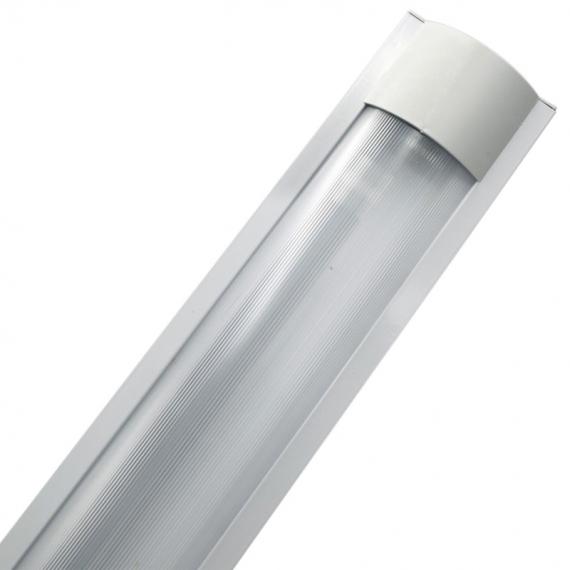 PLAFONIERA SLIM 1X 120 CM PER TUBO LED T8 IP40
