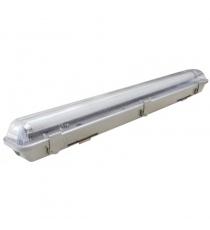 Plafoniera 1x10 W Ip65 Cm.60 X Tubo Led Wpf-stegar