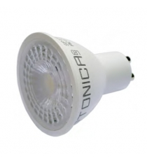 LAMPADA LED GU10 7W-50W 4500K DIMMERABILE OPTONICA