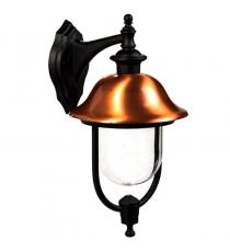 Lanterna Mod. Calliope Down Colore Rame