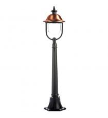 LAMPIONE MOD. CALLIOPE H.120 RAME