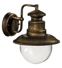 Lanterna Mod. Gea Down Oro/nera