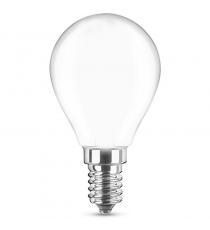 Lampada Led G45 E14 Sfera 3.6w=30w 2700k Filamento Opale