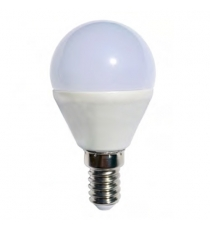 Lampada Led G45 E14 Sfera 3w=24w 6500k 235 Lumen