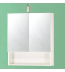 Specchio Contenitore 60 2 Ante C/vano