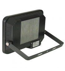 Faro Nero Con Sensore 20w Smd Ip65 6000k Greenlight