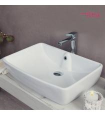 Lavabo Modello Country 59x45x15,5 Da Appoggio In Ceramica