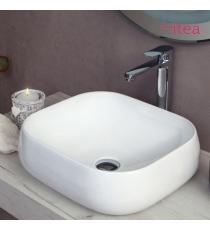 Lavabo Modello Glam 60x40x16 Da Appoggio In Ceramica