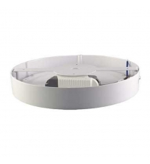 Pannello Plafoniera Led Tondo Bianco D.17 12w 960 Lumen 6000k Optonica