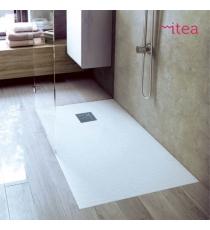 Piatto Doccia Easystone 70x140 Riducibile Bianco H2,5